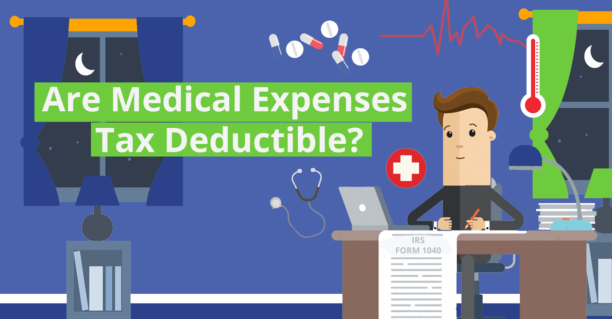 Are Medical Expenses Tax Deductible? | Community Tax